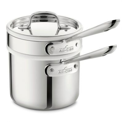 All-Clad Stainless Steel Double Boiler