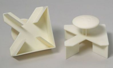 Pinwheel Cookie and Pastry Cutter