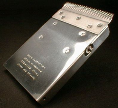Bron Fluted Cutting Plate for Bron Professional Mandoline