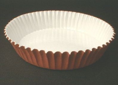 Disposable Tart Pan 4 x 1 in. (Case of 6)