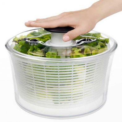 OXO GoodGrips Little Salad and Herbs Spinner