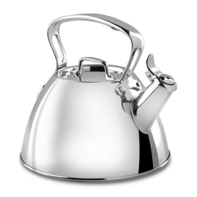 All-Clad Stainless Steel Whistling Water Kettle 2-Quart
