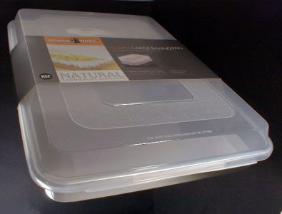 Covered Large Baking Pan, 13 x 18 x 2 in.