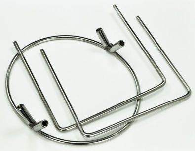 Spanek Reversible and Collapsible Ham and Roast Rack