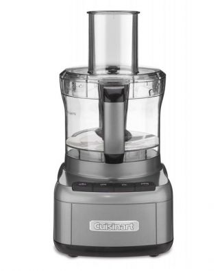 Cuisinart Elemental 8 Food Processor Gun Metal Grey