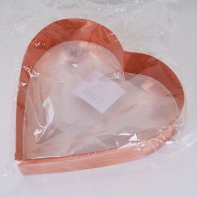 House on the Hill Copper Cutter for M5308 Pomegranate Heart Springerle Mold
