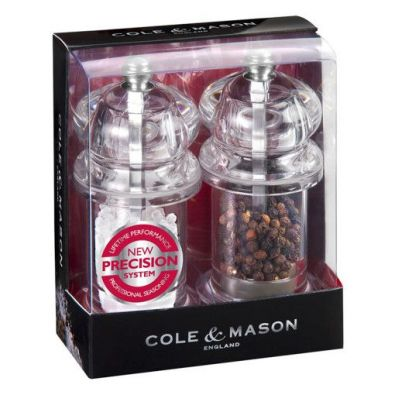 Cole and Mason 505 Salt and Pepper Mill Set