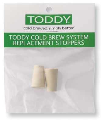 Toddy Stopper, Pack of 2