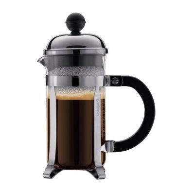 Bodum Shiny Chambord French Press, 3 Cup