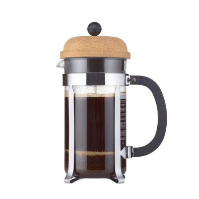 Bodum Cork Chambord French Press, 8 Cup