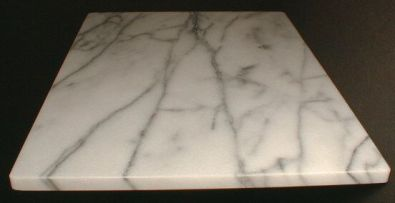 White Marble Small Pastry Board