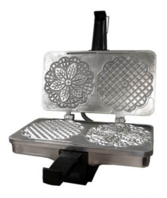 CucinaPro Electric Pizzelle Iron