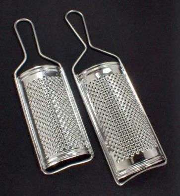 Handled Grater, 11 x 3 in.