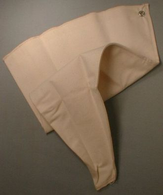 Canvas Pastry Bag, 21 in.