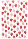 MU Kitchen Cotton Dish Towel Strawberry